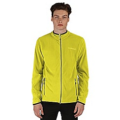 Dare 2B - Yellow resile zip up fleece