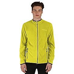 Dare 2B - Yellow resile zip up fleece