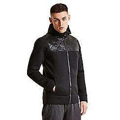 Dare 2B - Black 'Blackwash' sweater hooded fleece