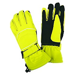 Dare 2B - Green 'Clinched' ski gloves