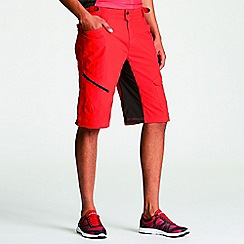 Dare 2B - Red 'Adhere' convertible shorts
