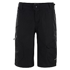 Dare 2B - Black adhere 2 in 1 cycle short