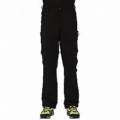 Dare 2B - Black tuned in zip off trouser