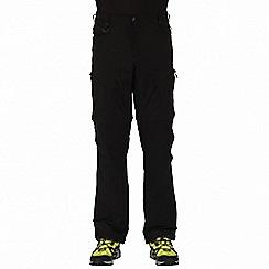 Dare 2B - Black Tuned in zip off trousers