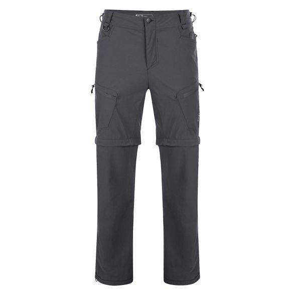 trousers 'tuned Grey off zip in' 2B Dare T48qwAY