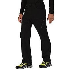 Regatta - Black black tuned in trouser