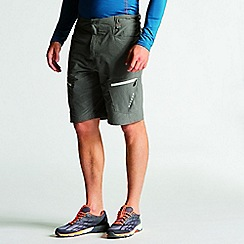 Dare 2B - Grey 'tuned in' technical shorts