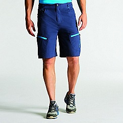 Dare 2B - Blue 'tuned in' technical shorts
