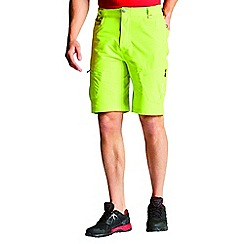 Dare 2B - Green 'tuned in' technical shorts