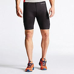 Dare 2B - Black 'strike off' sports shorts