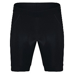 Dare 2B - Black 'Sidespin' gel sports shorts
