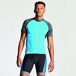 Dare 2B - Blue 'Sidespin' gel sports shorts