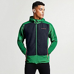 Dare 2B - Green 'Creed' hooded softshell jacket
