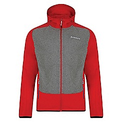 Dare 2B - Red 'Creed' hooded softshell jacket