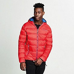 Dare 2B - Red 'Downtime' showerproof hooded jacket
