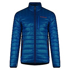 Dare 2B - Blue 'Quadrate' showerproof jacket