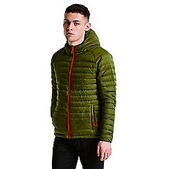 Dare 2B - Green 'Phasedown' showerproof jacket