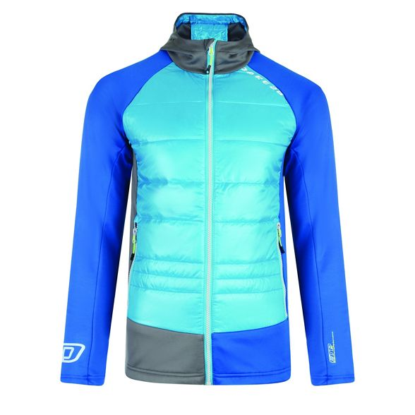 Dare 'Inlay' 2B hybrid Blue sports jacket 1wTq16C