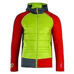 Dare 2B - Green 'Inlay' hybrid sports jacket