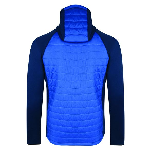 2B Dare Blue hybrid jacket 'Midway' vwwYdq0