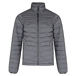 Dare 2B - Grey 'Addle' lightweight quilted jacket