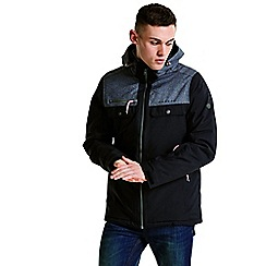 Dare 2B - Black 'Descant' waterproof ski jacket