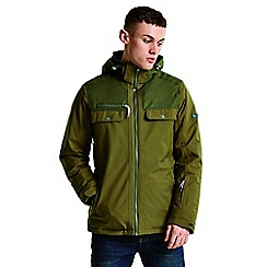 Dare 2B - Green 'Descant' waterproof ski jacket