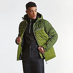 Dare 2B - Green 'Slalom' waterproof ski jacket