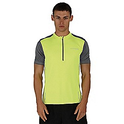 Dare 2B - Yellow jeopardy jersey sports top