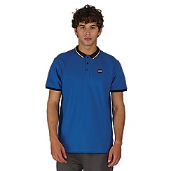 Dare 2B - Blue inundate polo shirt