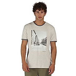 Dare 2B - White out of town print t-shirt