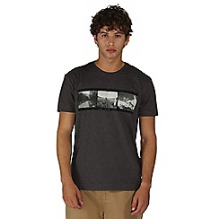Dare 2B - Grey negatives print t-shirt