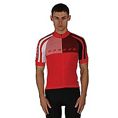 Dare 2B - Red AEP chase out cycle jersey top