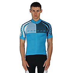 Dare 2B - Blue AEP chase out cycle jersey top