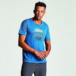 Dare 2B - Blue 'Scenic' print t-shirt