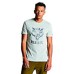 Dare 2B - Grey 'wild side' print t-shirt