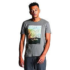 Dare 2B - Grey 'Metropolis' print t-shirt