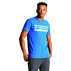 Dare 2B - Blue 'Trailhunter' print t-shirt