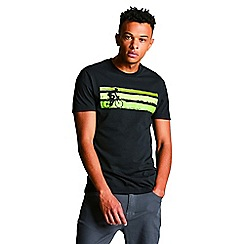 Dare 2B - Black 'Trailhunter' print t-shirt