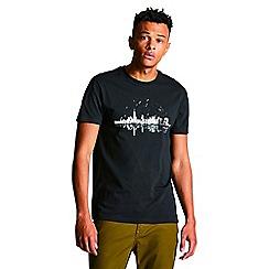 Dare 2B - Black 'Cityscape' print t-shirt