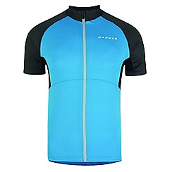 Dare 2B - Blue 'Sequal' cycle jersey top