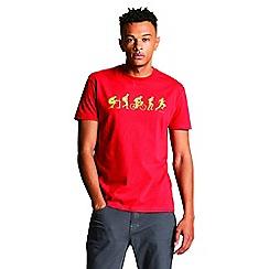 Dare 2B - Red 'Aventor' print t-shirt