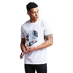 Dare 2B - White 'Coerce' print t-shirt