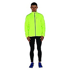 Dare 2B - Yellow Mediator waterproof cycling jacket