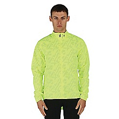 Dare 2B - Yellow illume waterproof sports jacket