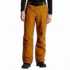 Dare 2B - Brown 'free rein' waterproof ski trousers