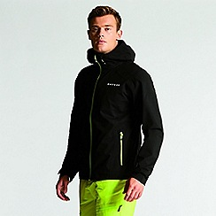 Dare 2B - Black 'Rectitude' waterproof jacket