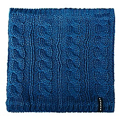Dare 2B - Blue 'weave out' neck gaiter