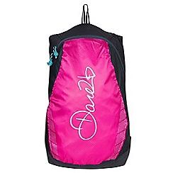 Dare 2B - Pink 'Silicone' packaway rucksack