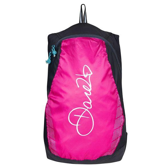 2B rucksack Pink Dare 'Silicone' packaway AzTddBx